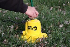 water removal pump - home inspection chicago